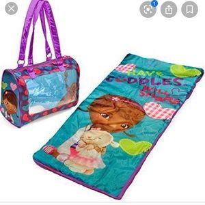 Disney- Doc McStuffins Sleeping Bag